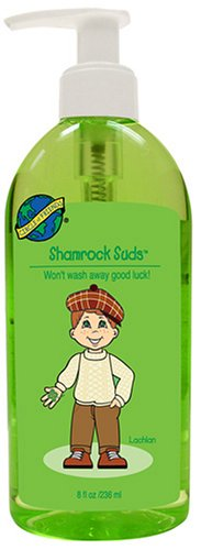 Circle of Friends Lachlan's Shamrock Suds, 8 oz. (Shamrock Soap)