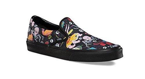 Vans Unisex Shoes Classic Slip On Disney Pixar Sids Mutan...