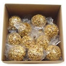 Box of 25 Caramel Popcorn Balls
