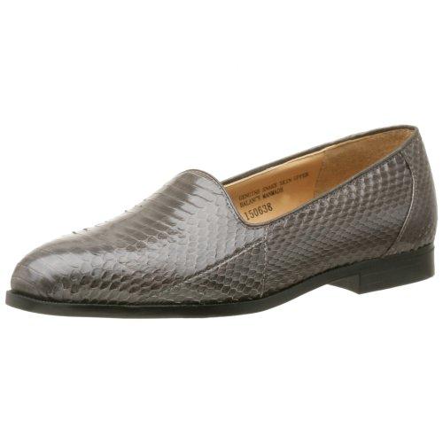 Gray Snake (Giorgio Brutini Men's 15063 Slip-On Loafer,Gray,10 M US)