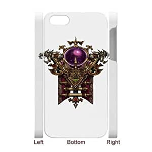 diablo iii iPhone 4 4s Cell Phone Case 3D cover xlr01_7695059
