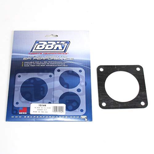 - BBK 15144 80mm Throttle Body Gasket Kit for Ford Mustang 5.0L