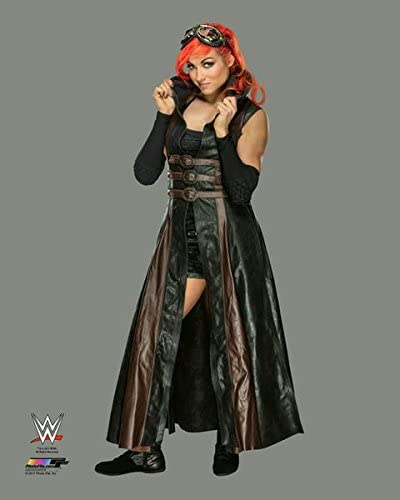Size: 8 x 10 Becky Lynch WWE 2017 Posed Studio Photo