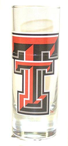 Boelter Texas Tech Red Raiders 2 oz Cordial Shot Glass