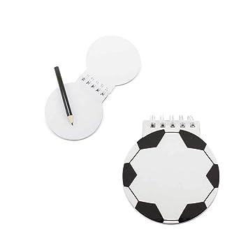 Lote 20 libretas Infantiles Balón de Fútbol. Original libreta con ...