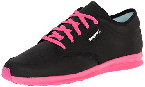 (Reebok Women's Skyscape Chase-w, Ribbon/Black/Electro Dynamic Pink, 9 M US)