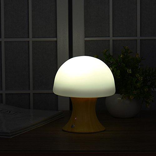 Kinder Silikon Led Nachtlicht 7 Farben Beleuchtung Stimmung Lampe