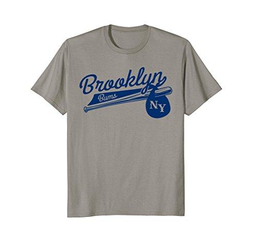 Retro Brooklyn Bums New York Baseball - Tee Brooklyn Shirts