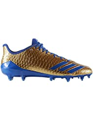 adidas Adizero 5Star 6.0 Gold Cleat Mens Football