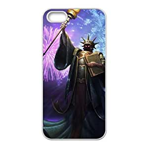 iPhone 4 4s Cell Phone Case White Karthus League of Legends 005 YWU9282392KSL