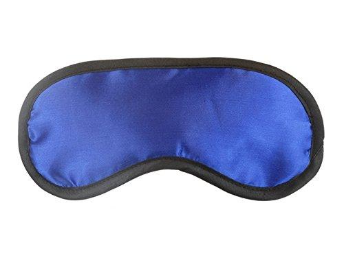 Satin Sleep Mask (Dream Essentials Snooz Silky Soft Sleep Mask - Blue)