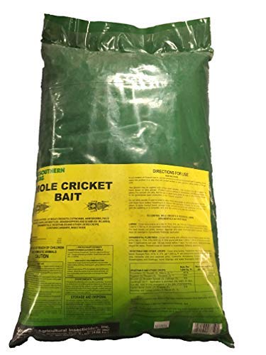 Southern Ag Mole Cricket Bait 5 Percent Carbaryl, 9 Pound by Southern Ag