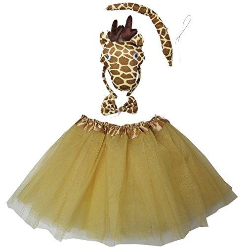 Kirei Sui Giraffe 3D Costume Tutu Set -