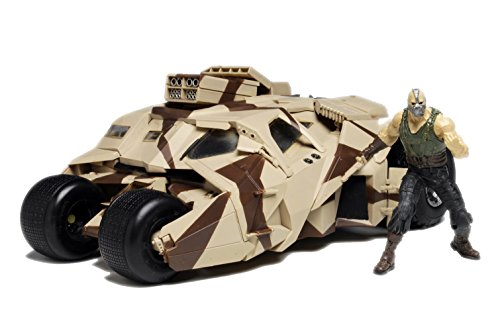Moebius 967 The Dark Knight Trilogy Armored Tumbler with Bane 1:25 Scale Plastic Model Kit - Requires Assembly (25 Plastic Scale Model)