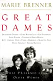 Great Dames, Marie Brenner, 0609606123