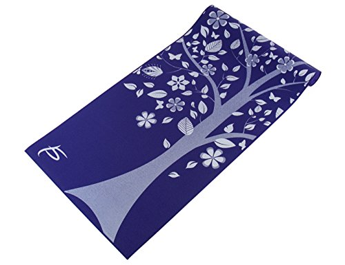 ProSource 5mm Thick Yoga Mat, Tree of Life