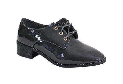 Cordones Shoes by Zapatos Gris de Mujer para wwtpqd