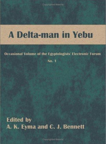 A Delta Man in Yebu pdf epub