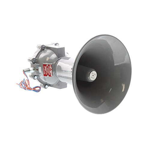 Edwards 5522D-AW Explosion Proof Duotronic Horn For Hazardous Locations, 24VDC ()