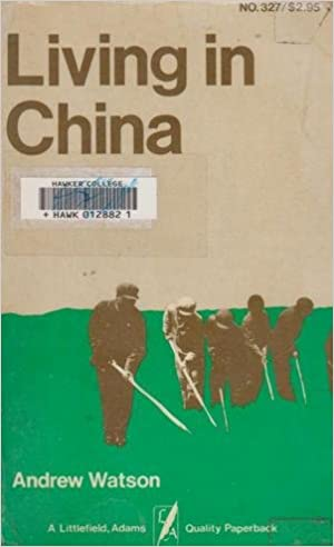Living in China (A Littlefield Adams Qualitys)