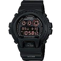 Relógio Masculino Casio G-Shock Anadigi - DW-6900MS-1DR - Preto