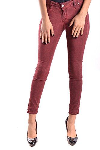 Meltin'pot Jeans Donna MCBI340025O Elastan Bordeaux
