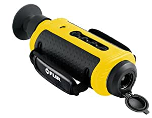FLIR First Mate HM324 - XP+ Handheld Maritime Thermal Night Vision Camera, Black/Yellow