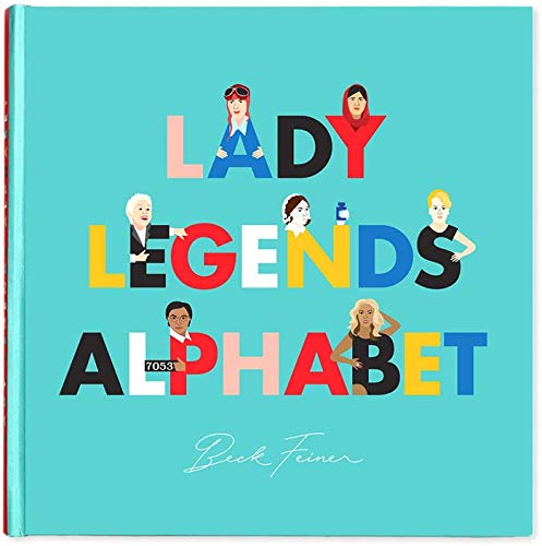 - Lady Legends Alphabet Book