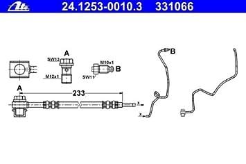 ATE 24.1253-0010.3 Bremsschlauch