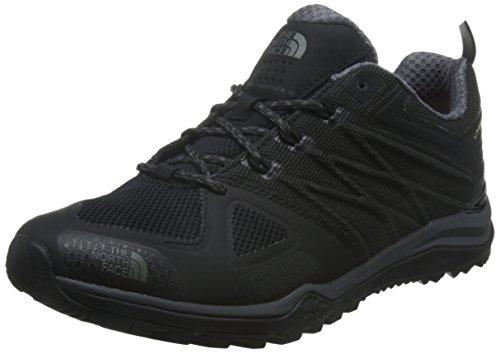 North Face M Ultra Fastpack Ii Gtx - zapatos da caminata y excursionismo Hombre Negro (ZU5)