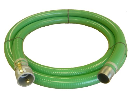 - Abbott Rubber PVC Suction Hose Assembly, Green, 2