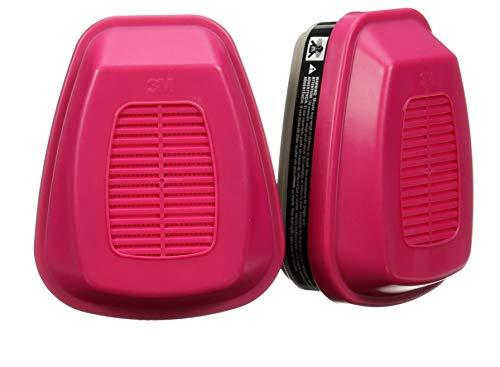 3M Replacement Cartridges, Household Multi-Purpose Respirator