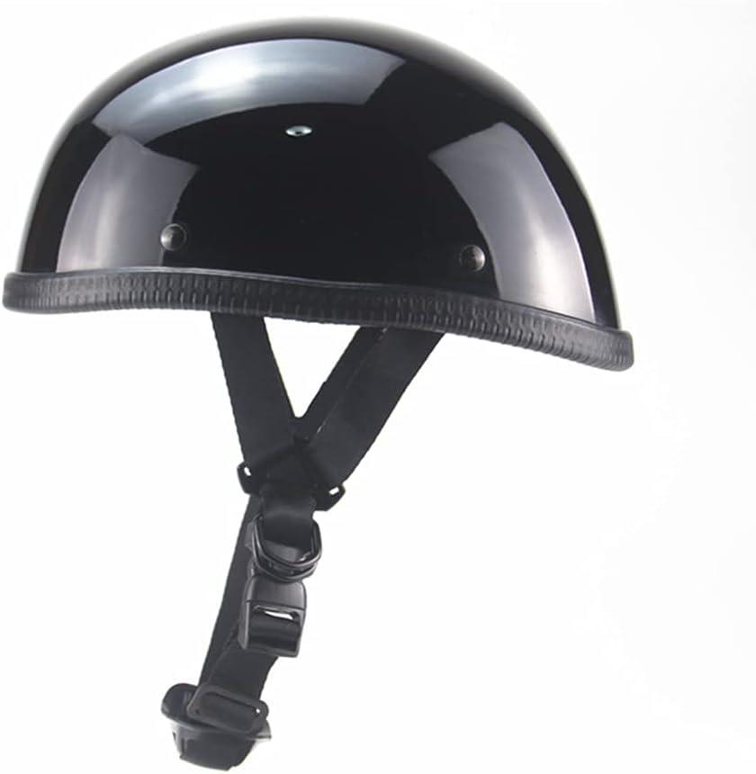 CGBF-Casco Ligero de Seguridad,Casco de La Segunda Guerra Mundial para Ciclismo Patineta Scooter ATV