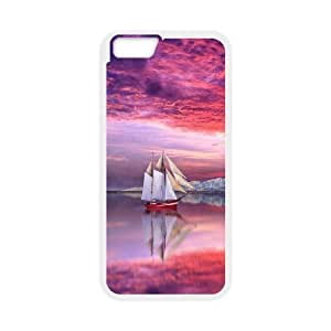 Case Cover For SamSung Galaxy S5 Sailboat Phone Back Case DIY Art Print Design Hard Shell Protection FG047007