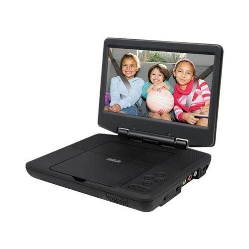 rca 9 inch portable dvd player - 8