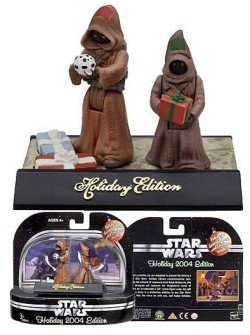 Hasbro Holiday Jawas Exclusive Star Wars Otc Figures -