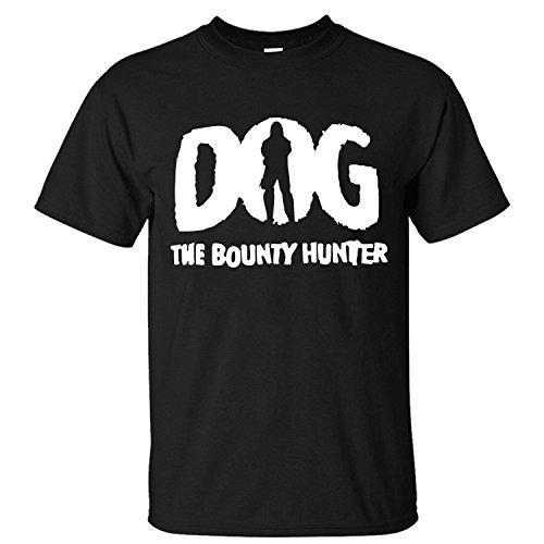 XTOTO Men's Dog the Bounty Hunter Cool T Shirts