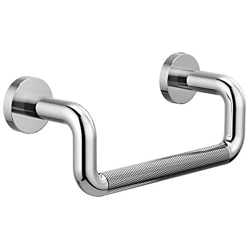 "Brizo 694735 Litze 8"" Mini Towel Bar, Chrome"