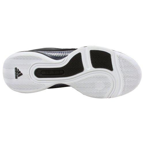 5b10dcd5f130 Adidas Men s TS Lightswitch Gil Agent Zero Basketball Shoe Black White (12)