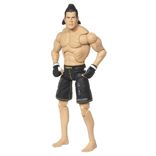 Deluxe UFC Figure Series #1 Evan Tanner, used for sale  Delivered anywhere in USA