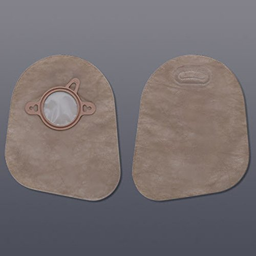New Image Closed Mini Pouch With Filter 1.75'' Flange/Beige