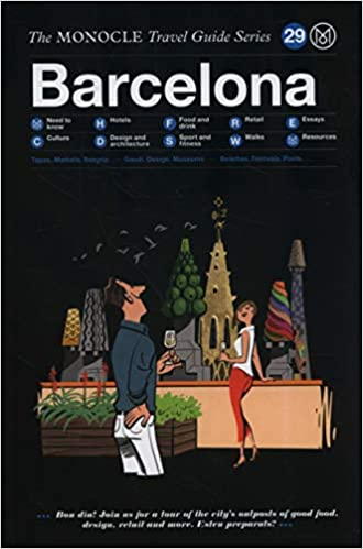 Barcelona travel guide for college students