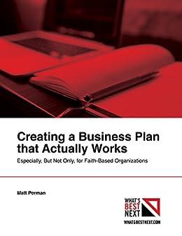 Faith based business plan
