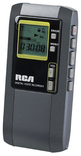 RCA RP5015 Digital Voice Recorder