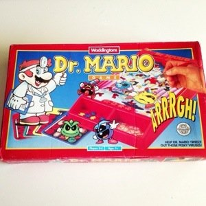 dr mario game amazon co uk toys games