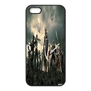 dissidia final fantasy iPhone 4 4s Cell Phone Case Black 53Go-474074