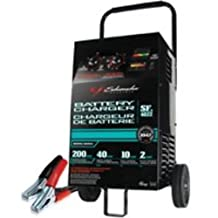 Schumacher SF-4022 200/100/40/10/2 Amp Manual Starter/Charger with Tester