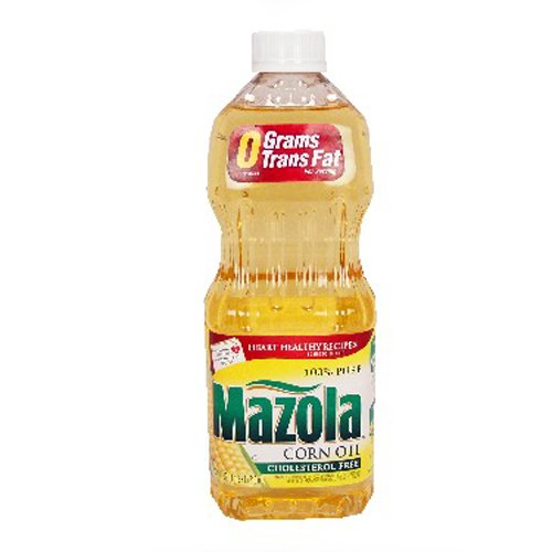 Mazola Canola Oil (Mazola Corn Oil 24oz - 4 Unit Pack)