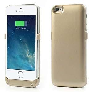 2400mAh External Battery Power Bank Case for Apple iPhone 5 5s [duplus]