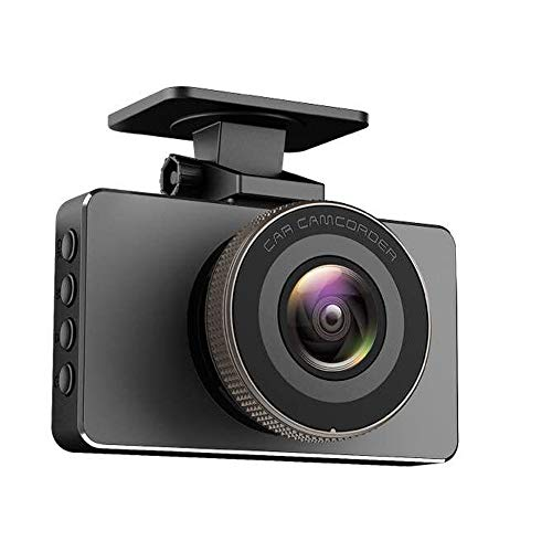 Halloween Hot Sale!!!Kacowpper Dash Cam 1080P HD Car DVR Dashboard Camera Recorder with, Night Vision 135° Wide Angle, G-Sensor, Loop Recording,Motion Detection,WDR,Superior Night Vision -